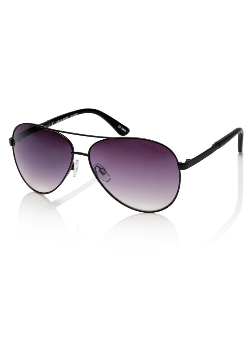 Belle Mare Black Sunglasses