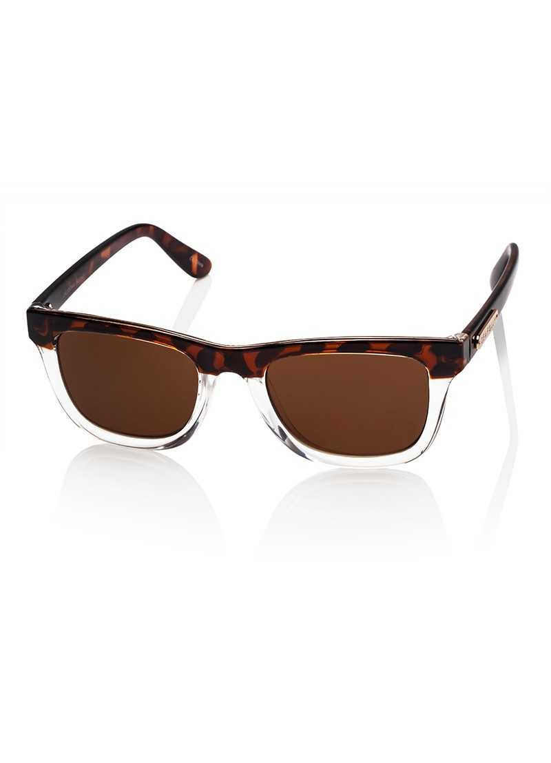 Caledonia Dark Tort Sunglasses