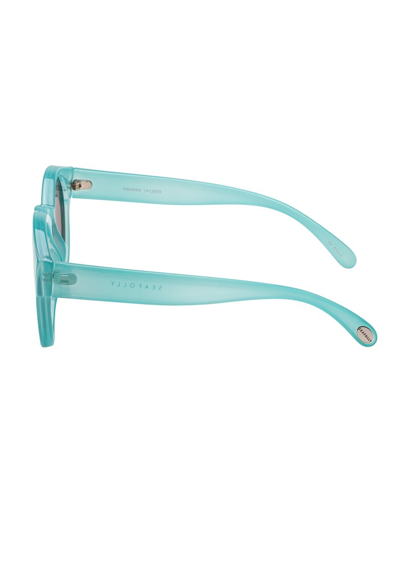 Havana Mint Sunglasses