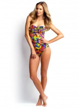 Oasis Maillot with Frill
