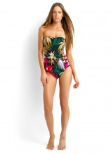 Martinique Cutout Maillot