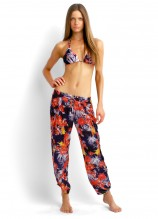 Martinique Tri Bikini and Kingston Wrap Pant