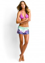 Shimmer Slide Tri and Desert Springs Boardshort
