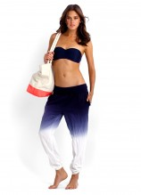 Seafolly Goddess Kiara Bustier and Sunblazer Pant