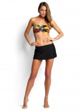 Oasis Twist Booster Bandeau and Matt Skirted Pant