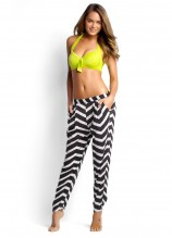 Seafolly Goddess Soft Cup Halter and Ziggie Pant
