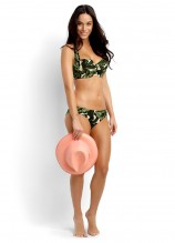 Honolua D Bustier Bandeau, Hipster and Paloma Hat