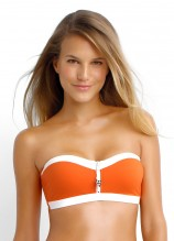 Block Party Bandeau Bustier