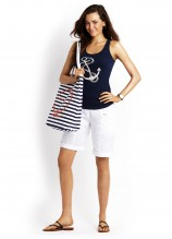 Ahoy Singlet and Escape Shorts