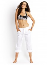 Tropical Beat D Twist Bandeau and Souvenir Beach Pant