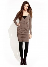 Etta Dress and Decoder Tights
