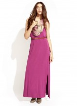 El Camino Maxi Dress and Spice Trail Scarf