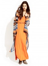 El Camino Maxi Dress and Dakota Wrap