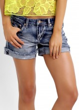 Denim Ridge Short