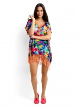 Sonic Bloom Tropix Top and Beach Espadrille
