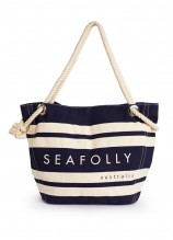 Sailor Stripe Tote