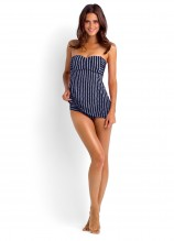 Coastline Trapeze Singlet and Soft Pleat Pant