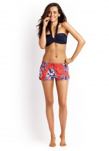 Goddess Bandeau and Tropical Beat Stretch Boardies