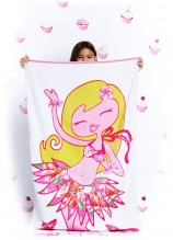 Butterfly Coast Towel
