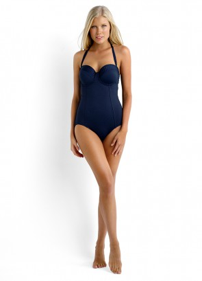 Seafolly Goddess D Cup One Piece Maillot
