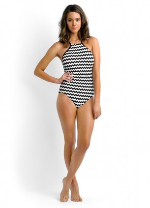 Mod.com DD Cup High Neck One Piece Maillot