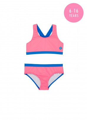 Fun Run Racer Back Tankini