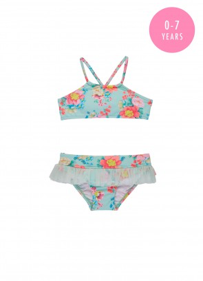 Spring Bloom Tankini
