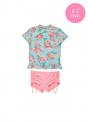 Spring Bloom Sunvest Set