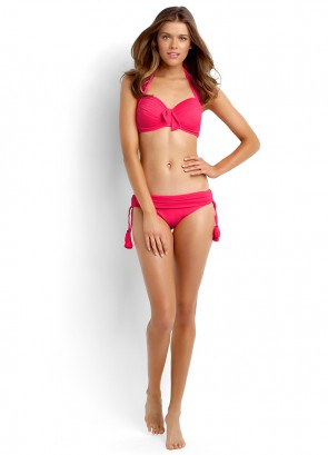 Seafolly Goddess Soft Cup Halter & Hipster Pant