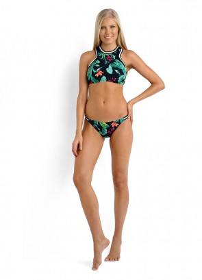 Jungle Out There Bikini Tank Top & Brazilian Bikini Pant