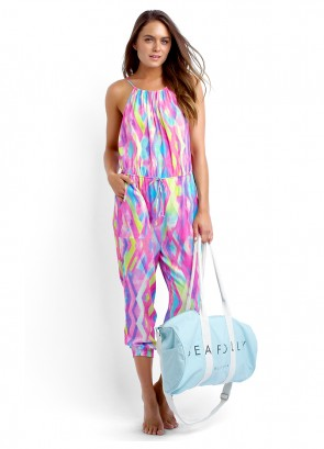 Prismatic Jumpsuit
