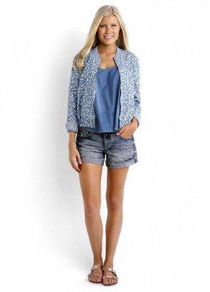 Faithful Jacket & Denim Ridge Denim Short
