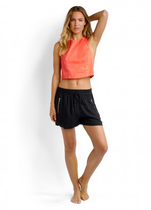 Rails Top & Ginger Short