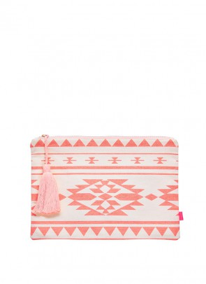 Cactus Rose Clutch
