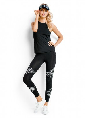 Optic Wave Performance Legging