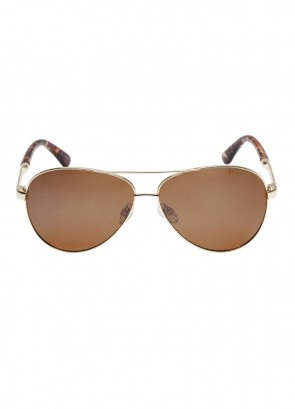 Belle Mare Gold Polarized Sunglasses