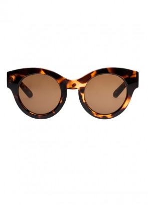 Cancun Dark Tort Sunglasses