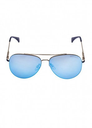 Hiva Oa Navy Sunglasses