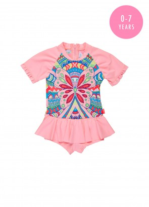 Jewel Cove Playsuit