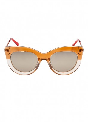 Tortola Tan Splice Sunglasses