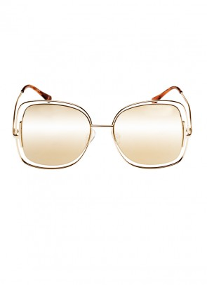 Tulum Gold Sunglasses