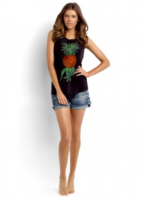 Tahiti Top & Denim Ridge Short