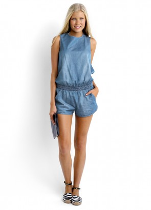 Detention Playsuit