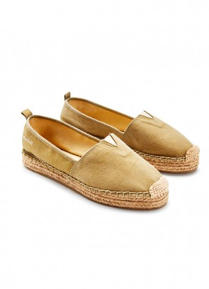 Heart of Gold Espadrille