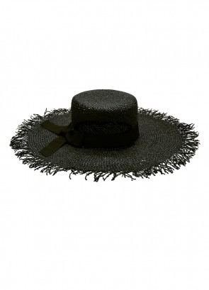 Therese Frayed Hat
