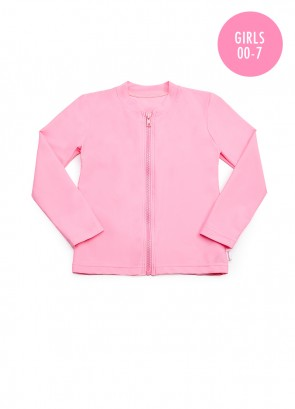 Roses Are Pink L/S Rashie